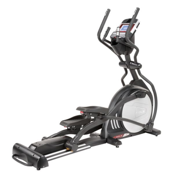 Sole E35 Elliptical Training Machine assembly and installation